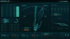 MARS UI Screen Graphics on Behance