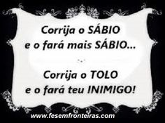 sábio.  www.fesemfronteiras.com