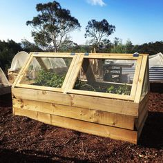 Protecting my produce with raised garden bed covers – Wide Open Mind, Road & Throttle Raised Bed Fencing, Wooden Raised Garden Bed, Building Raised Garden Beds, Raised Planter, Raised Beds, Raised Garden Bed Design, Fenced Vegetable Garden, Vegetable Garden Design, Covered Garden