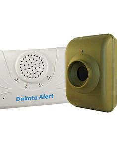 Monitor your home's driveway day or night with the Duty Cycle Motion Alert 2500. Detects a person or vehicle from up to 50 feet and sends a signal to a receiver up to half a mile away.