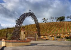 DAOU Vineyards & Winery |  Grand Entrance