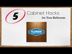 Florida Cabinet Refacing offers a complete remodel experience, improving the look AND functionality of your kitchen for a fraction of the cost and time.