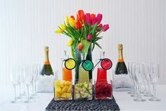 Mimosa Bar! im going to have my lovely cousins over one afternoon and do this! @Jenalee Chindgren @Meagan Nattress @Rachel Schorlemmer @Jessica Chindgren