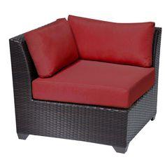 Barbados Corner Chair