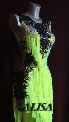 Alisa Seleznyova's album Salsa Costumes, Salsa Dancing, Unique Dresses, Dance Dresses, Burlesque, Album, Outfits, Fashion, Vestidos