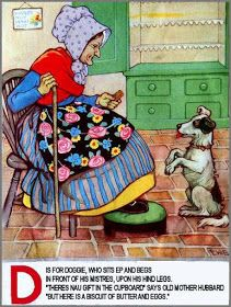 Soloillustratori: E.W.B. Childrens Alphabet, Alphabet Book, Animal Alphabet, Childrens Books, Vintage Art Prints, Vintage Lettering, Nursery Rhymes Poems, Erte Art, Dog Coloring Page