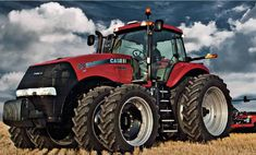 Back > Gallery For > case ih tractor wallpaper