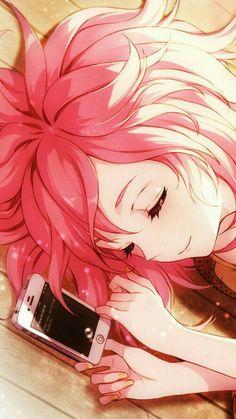 Anime Digital Illustration