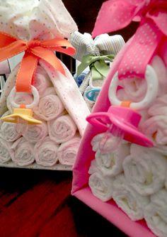 Dicas pra Mamãe: PAP - Cegonha com pacote de fraldas
