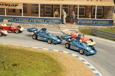 ho Slotcar Formular 1 Tyrell 1976