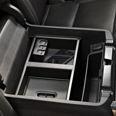 USE COUPON CODE: PINTEREST TO RECEIVE 50% OFF SHIPPING. FRONT CENTER CONSOLE ORGANIZER TRAY, BLACK. Part  #22817343
