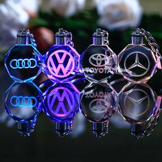 Famous or Custom Car Logo Crystal Crafts With Changing Colorful LED Light Laser Engraved DIY Car Key Chain Home Decor Boys Gifts  Price: 8.99 & FREE Shipping #computers #shopping #electronics #home #garden #LED #mobiles #rc #security #toys #bargain #coolstuff |#headphones #bluetooth #gifts #xmas #happybirthday #fun Gifts For Boys, Gifts For Friends, Unique Gifts, Best Gifts, Picture Engraving, Diy Car, Ornament Crafts, Led, Glass Ornaments