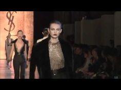 Yves Saint Laurent Fall 2012/2013 Full Fashion Show