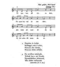 Advent, Sheet Music, Music Score, Music Notes