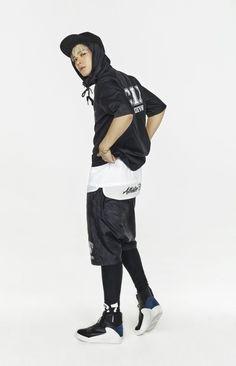 GOT7 models for NBA
