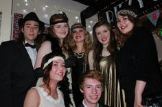 je ne sais quoi: How To Throw A Roaring 20s Speakeasy Party: Gangsters and Flappers