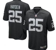 36b0bdd80 Order a new Elite Youth Nike Oakland Raiders  20 Darren McFadden Team Color  Black NFL