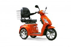 Ewheels EW 36 Orange Senior Scooter *** For more information, visit image link. This is an Amazon Affiliate links.