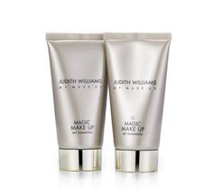 206004 - Judith Williams Magic Makeup 30ml Duo QVC PRICE: £29.00 + P&P: £3.95 or 2 Easy Pays of £14.50 +P&P Containing real diamond powder, this hydrating and velvety formula helps optically conceal skin imperfections. Give your complexion a luxurious look with this Magic Make-up from Judith Williams.