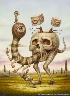 ☆ Lost and Found.。Art By :→: Naoto Hattori ☆