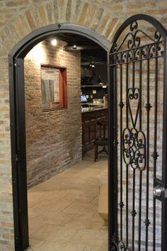 Winstons underground wine bar
