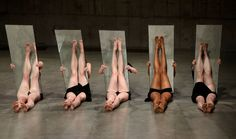 Joan Jonas - Mirror Piece II (performance at the Tate Modern, March © Tom Jacobs / Reuters