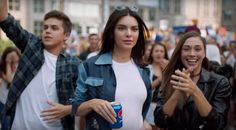 15 Spot-On Responses to Pepsi's Controversial Ad Starring Kendall Jenner