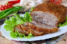 запеченная свинина куском в фольге в духовке рецепт с фото