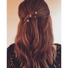 Stars Hair gems