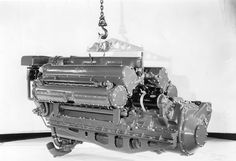 Pt boats | The Packard V-12 4M-2500 engine. (PT Boats, Inc.)  Elco PT's packed three of these engines into a lightweight mahogany plywood hull...making them deadly and fast.