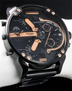 Diesel DZ7312 Mr. Daddy - Free Worlwide Shipping from Watchismo