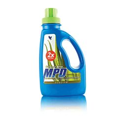 Forever Aloe MPD® Introducing Forever Aloe MPD® – a liquid detergent that is highly effective and economical. Forever Aloe MPD® is a multi-purpose, liquid concentrated detergent.  This safe, concentrated, liquid detergent is great for lifting grime, cutting through grease and removing stains without scratching or marking surfaces. It is versatile enough to do the job of many similar products on the market with a major cost savings.  32 fl oz  BUY NOW