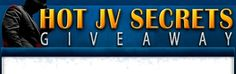 Hot JV Secrets Giveaway Joint Venture, Giveaway, The Secret, Product Launch, Hot