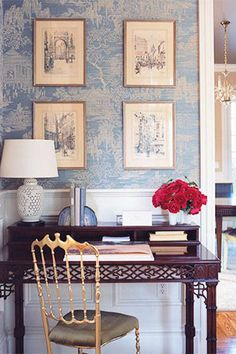 29 rooms that prove wallpaper is back and more stylish than ever: