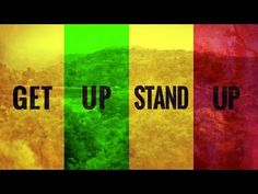 """Although Bob Marley made the 1976 song Get Up Stand Up famous in the with the album """"Legend"""" - see the music video below - it is now the basis for a film that celebrates the album's 30 year anniversary. Bob Marley Pictures, Peter Tosh, Robert Nesta, Nesta Marley, The Wailers, Classic Songs, Stevie Wonder, Music Songs, Music Icon"""