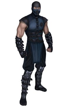 Sub-Zero : facts about the two characters sub-cyber is no human he however comes from an unknown galaxy like earth realm but other basic facts is one throws ice the other takes what you throw at him making him stronger and hits his opponents the same way they started.