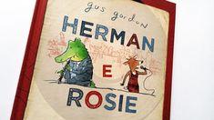 """""""Herman e Rosie"""" Gus Gordon (Motta junior)"""