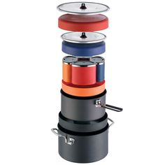 MSR Flex 4 System: A portable cook system for camping in groups (feeds up to four)