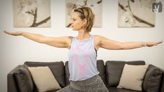 Yoga: Kriegerprogamm