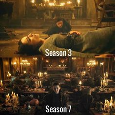 The North Remembers, Game of Thrones.