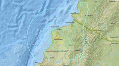 6.7-magnitude earthquake rocks Ecuador