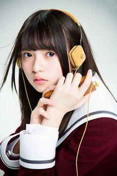 For Beautiful Human Life Japanese Beauty, Asian Beauty, Ulzzang Hair, Saito Asuka, Girl With Headphones, Fresh Girls, Cute Japanese Girl, Japan Girl, Japanese Models