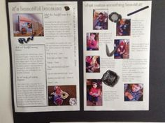 Making our own learning visible | Technology Rich Inquiry Based Research  Beautiful stuff/loose parts documentation
