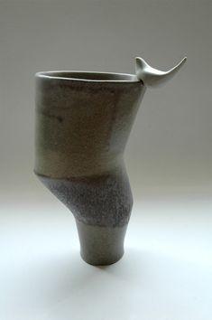 Ceramics by Christian Escajadillo.