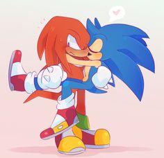 Sonic 3, Sonic Fan Art, Sonic & Knuckles, Yuri, Edge Of Tomorrow, Sonic And Shadow, Echidna, Kawaii, Me Me Me Anime