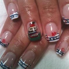 Back To School Nails, perfect for all of my teacher followers!!