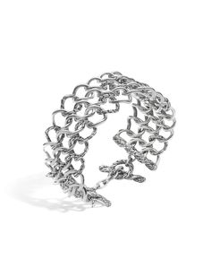 Classic Chain Round Link Wide Bracelet #MothersDay #JohnHardy