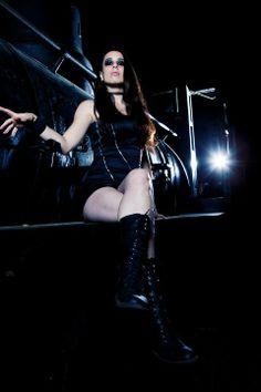 Nathalie Markoch #metal #peru #nmkhttp://on.fb.me/P68Edk