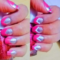 silver and pink :)