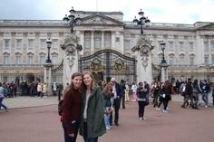 me and my pearls at buckingham!
